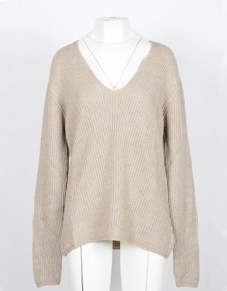 NOW Women's Camel Sweater