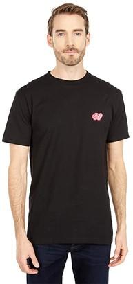 Vans Tortuga Short Sleeve Tee (Black) Men's Clothing