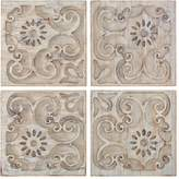 Graham & Brown Moroccan Light Wood Panels - Set of 4