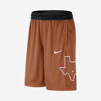 Nike Men's Basketball Shorts College Dri-FIT (Texas)