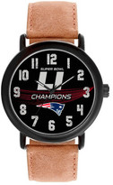 Game Time Men's Throwback New England Patriots Super Bowl 2017