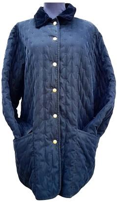 Hermã ̈S HermAs Black Polyester Trench coats