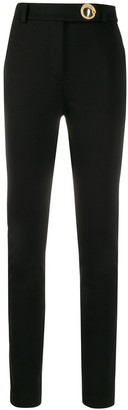 Class Roberto Cavalli High-Rise Skinny Trousers