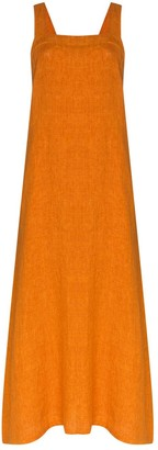 Missing You Already Tie-Back Maxi Dress