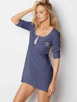 Victoria's Secret Victorias Secret Henley Sleepshirt