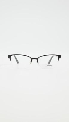 Prada Rimless Glasses