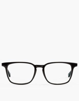 Madewell Felix Gray Nash Blue Light Glasses in Black