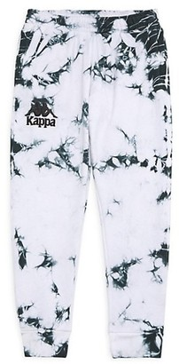 Kappa Little Boy's & Boy's Tie-Dye Joggers