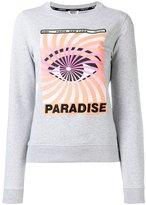 Kenzo Eye x Paradise sweatshirt - women - Cotton - S