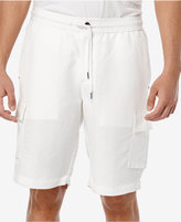 Cubavera Men's Big and Tall Drawstring Cargo Shorts