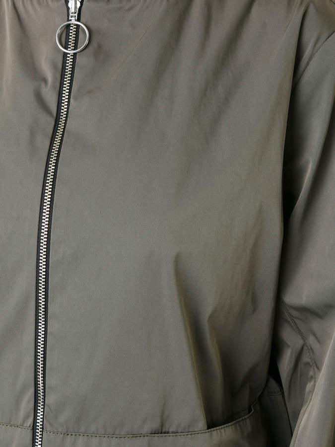 Taylor Aligned bomber jacket
