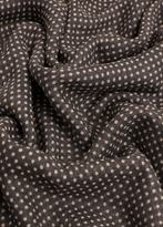 Mango Outlet Spots print scarf