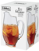Libbey One Piece Glass Pitcher