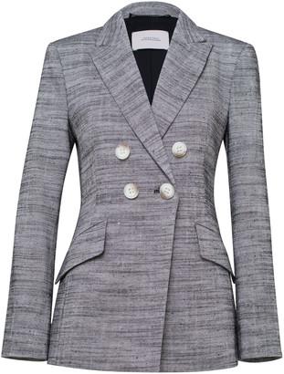 Schumacher Dorothee Structured Ambition Tweed Blazer