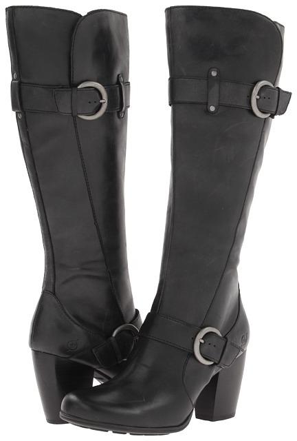 Børn Rimes (Black Full Grain) - Footwear