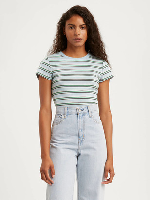Levi's Short Sleeve Tee Shirt Bodysuit