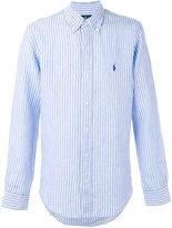 Ralph Lauren sport shirt - men - Linen/Flax - S