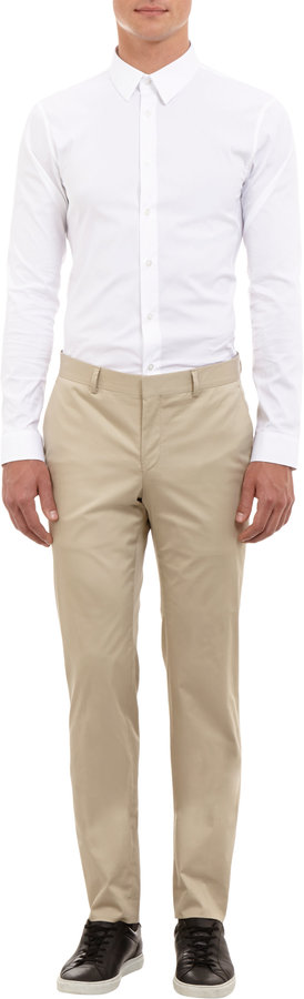 Barneys New York Slim Chinos
