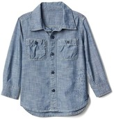 Gap 1969 Heritage Chambray Shirt