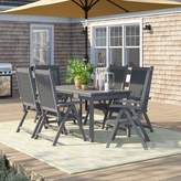 Beachcrest Home Andromeda 7 Piece Dining Set