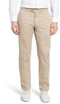 Brax Men's Flat Front Stretch Trousers