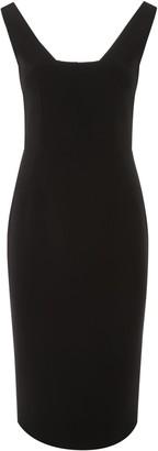 Dolce & Gabbana Back Deep V Dress