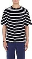 Burberry X Barneys New York Men's Striped Cotton Jersey T-Shirt