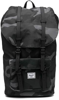 Herschel Little America camouflage backpack