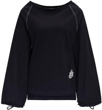MONCLER GENIUS Moncler X JW Anderson Logo Patch Sweatshirt