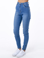 City Beach Mink Pink Sing The Blues Jeans