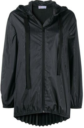 RED Valentino Lightweight Hooded Jacket