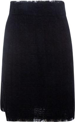 Dolce & Gabbana Woven Skirt