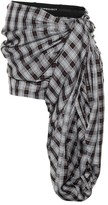 Y/Project Plaid shorts