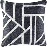 Kas Splice Cushion Cover, Black
