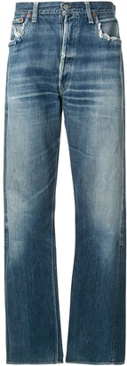 Levi's 1950s Levis 501XX 1Side relaxed jeans
