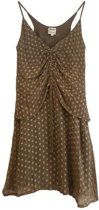 Petite Mendigote Camel Dress for Women