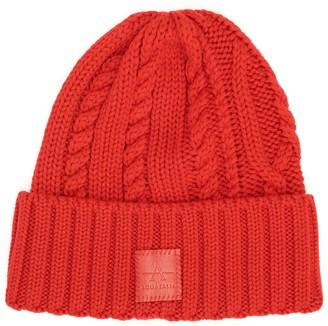 Aquatalia Cable Knit Hat