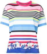 Paul Smith multi-stripe T-shirt