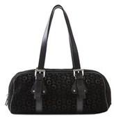 Celine Pre-owned: C Macadam Shoulder Bag.