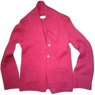 Jigsaw Burgundy Wool Knitwear for Women