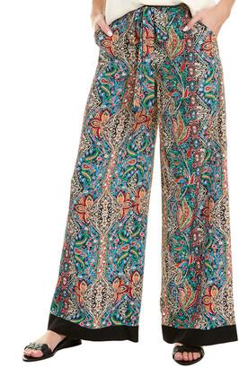 Warm Pickford Silk Pant