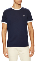 Fred Perry Ringer Crewneck T-Shirt