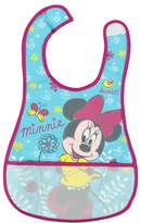 "Disney Minnie Mouse Sketch"" Deluxe Bib"