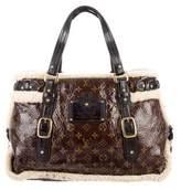 Louis Vuitton Shearling Thunder Bag
