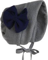 Hanakimi® Warm Baby Bonnet with Bow Handmade (Newborn - 3 Years)