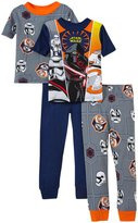 Star Wars First Empire 4 Piece Set (Kid) - Multi - 8