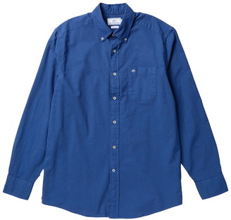 Southern Tide Solid Oxford Regular Fit Sport Shirt