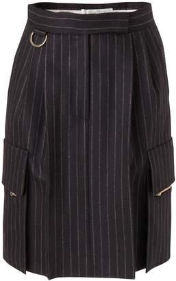 Max Mara Raid wool skirt