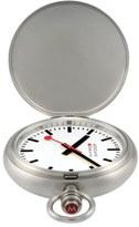 Mondaine 'Savonnette II' Pocket Watch, 51mm