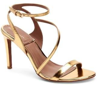 BCBGMAXAZRIA Amilia Leather Stiletto Sandal